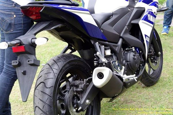 R25 Naked Version Yamaha MT25 Akan Menyentil Z250