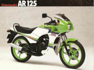 Kawasaki ar125