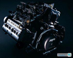 mesin Honda NR750