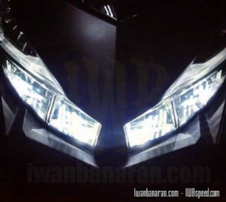 Headlamp Vario 150