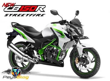 K15G aka CB 150 R StreetFire Facelift