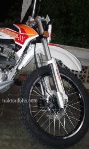 Up Side Down Viar Cross-x 200 SE