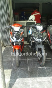 mx king 150 front