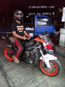test ride gan