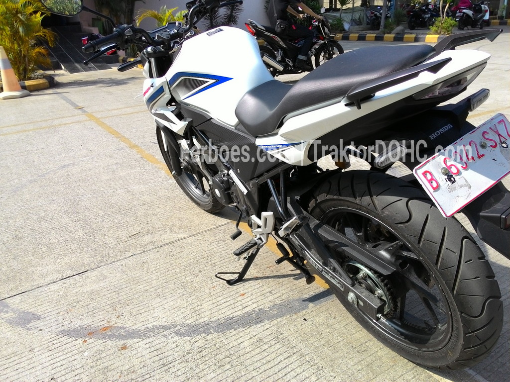 102 Modifikasi Motor All New Cb150r Modifikasi Motor Honda CB Terbaru