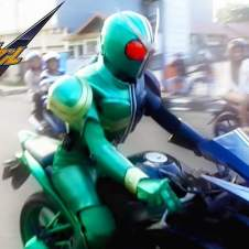 Masked rider indonesia